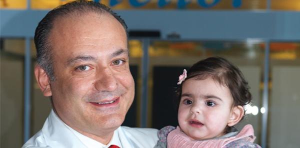 Αυξέντιος Καλαγκός:  Κάθε παιδί με καρδιοπάθεια είναι υπόθεση Ζωής