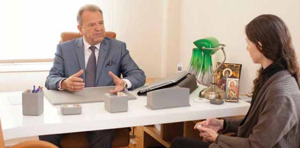 Κωνσταντίνος Κουσκούκης : Στόχος να αναδείξουμε  την Ελλάδα σε κορυφαίο  προορισμό Τουρισμού Υγείας