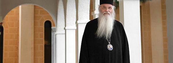 Σεβ. Μητροπολίτης Μεσογαίας και Λαυρεωτικής Νικόλαος  – «Η Εκκλησία μπορεί να λειτουργήσει ως μάνα του λαού»