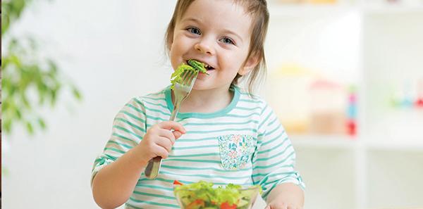 Διατροφή στα  6 πρώτα χρόνια  της ζωής – Η σημασία της στη δόμηση του εγκεφάλου