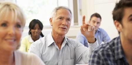 Η εκμάθηση Αγγλικών σε μεγάλη ηλικία προσφέρει μεγάλη νοητική βελτίωση
