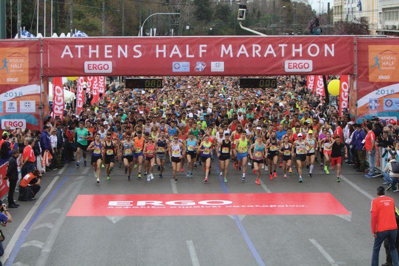 5ο Δ|Υ|Ο FORUM & 8οςΗμιμαραθώνιος Αθήνας: Δύο παράλληλες γιορτές υγείας, αθλητισμού, ευεξίας και ψυχαγωγίας στο κέντρο της πόλης, ανοικτές σε όλους